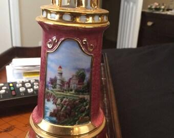 Thomas Kinkade Lighthouse and more