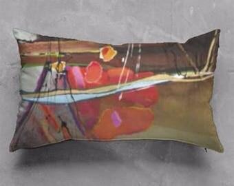 Automn Lumbar Pillow