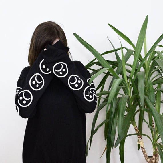 Sad Boy Alone Quotes: シ Yung Lean Street Style Sad Boys Sweater Black Or White シ