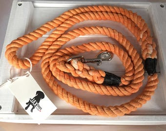 Cotton Rope Leash