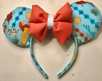 Disney Lion King inspired ears
