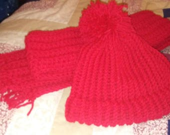 Children's hat's and scarf's