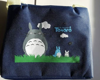 Limited Time Totoro Lunch Bags