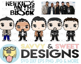 New Kids On The Block Digital Package