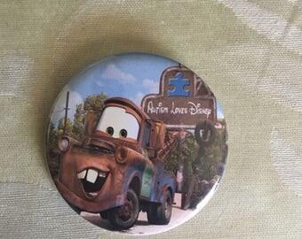 Mater button
