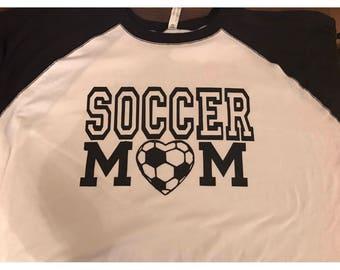 Sports Mom tee