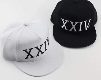 Bruno Mars Baseball Cap XXIV Snapback Hat Uptown Funk Gift New Tumblr Pintrest Fashion Cap