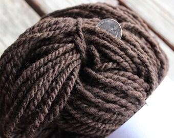 210 yards of 2 ply Handspun Merino Wool