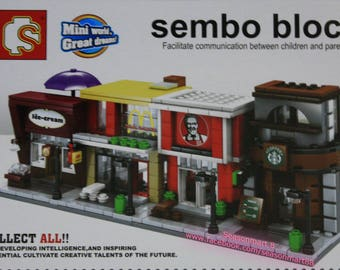 Educational blocks Sembo Block Collection