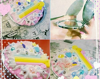 SALE kawaii decoding Pocket mirror PocketMirror