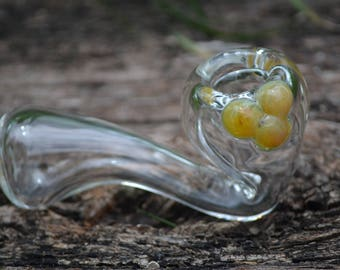 Yellow Spots Pipe