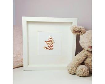 Arden framed nursery art