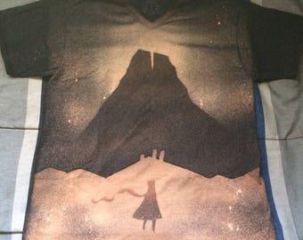 Journey - Bleached Shirt