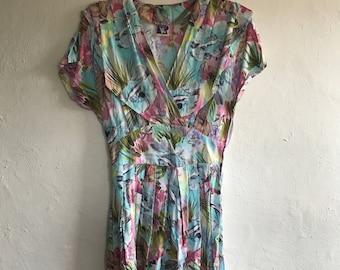 Vintage 80's Dress Size 12