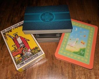 2 Card Tarot Reading