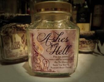Ashes From Hell Medium Jar