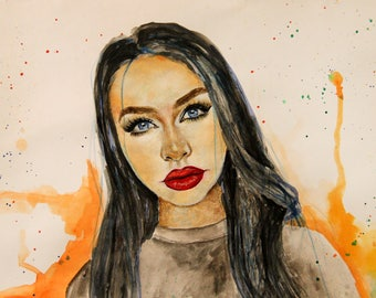 Carli bybel portret