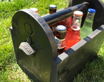 Drink Caddy with Bottle Opener