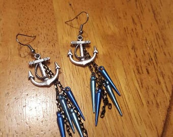Dangle anchors