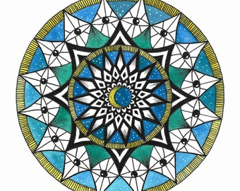 Mandala Project: Saturday