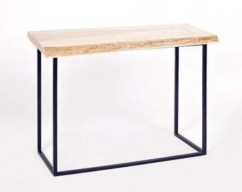 Table small from designer Sergey Galkin, loft-style