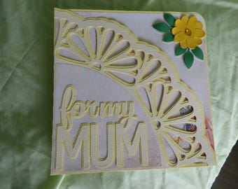 For My Mum card