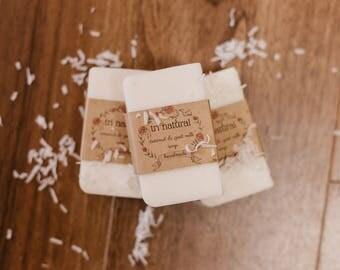 Coconut & Goat Milk Soap