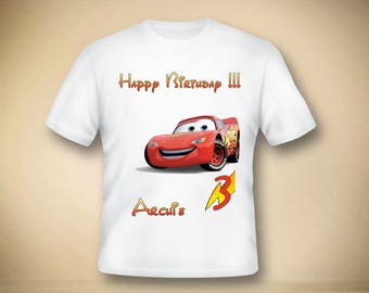 Cars Iron on Transfer T-Shirt-Cars party -DIGITAL IMAGE