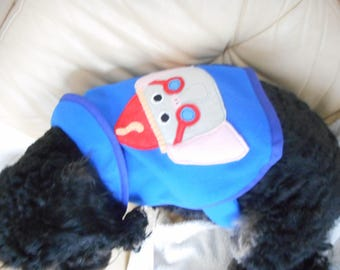 Retro Dog Coat
