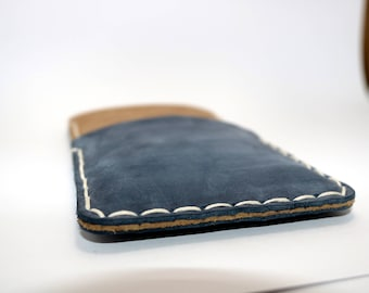 Handmade iPhone 7/6/6s Plus Genuine Leather Cover