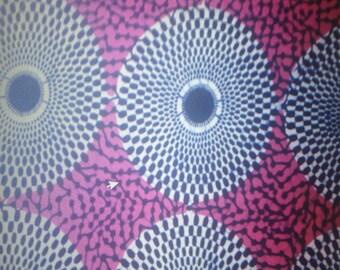 African print material kanga