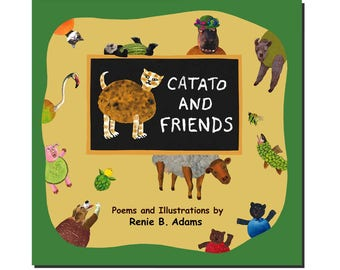 Catato and Friends with autographed book plate CHILDREN'S BOOK