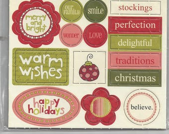 Scenic Route ~ Garland from the Warm Wishes Collection