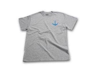 Cotton Crews Mens Boat T-Shirt