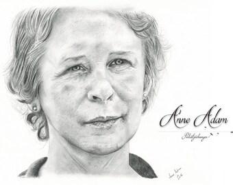 Carol Peletier   Melissa McBride