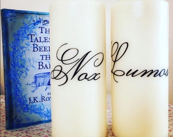 Nox & Lumos Candles