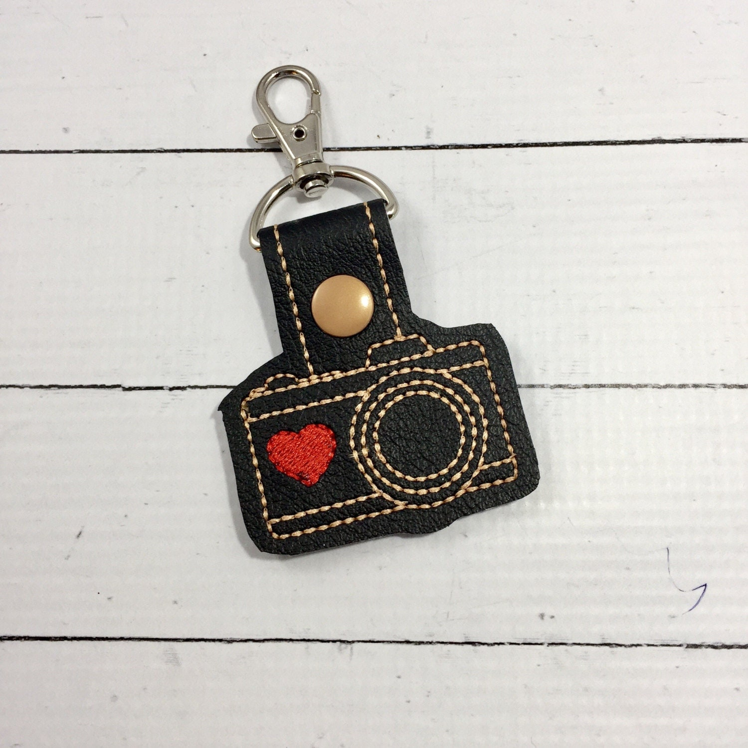 Camera Keychain - photographer key fob - photography planner charm - bag  charm - best gifts 389b1b62fe