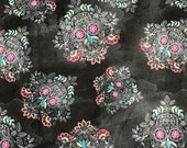 Weighted Blanket - Adult or Child - Sugar Skulls - Choose your weight (up to 15 lbs) and minky color