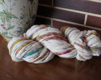 Pops of colour, super bulky yarn, 4.7oz, 59 yards