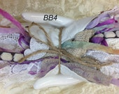 Blissful Bundles of lace and trim