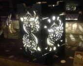 Owl King of Hearts Lanter...