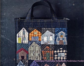 Yoko Saito  - Love House Patchwork Japanese Craft Book