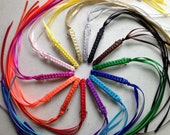 Ribbon Barrettes Party Pack / SOLIDS / YOUR CHOICE of any 6 solid colors