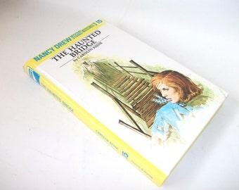 Nancy Drew Hollow Book Safe Haunted Bridge Storage Jewelry Compartment Box