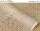 Nani Iro Kokka Japanese Fabric bed grass cozy linen - B - 50cm