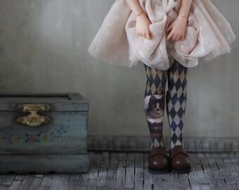 Harlechat Blythe Doll Socks