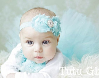 Aqua Tutu, Aqua Blue Tutu for Babies, Custom Aqua tutu for toddlers