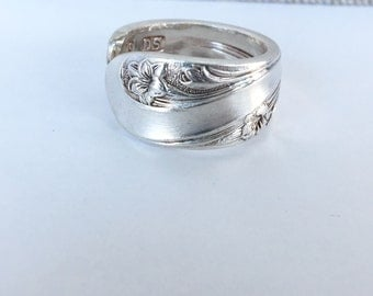 Daffodil Spoon Ring