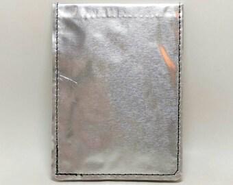 Sewn Metal Wallet - RFID Blocking Wallet