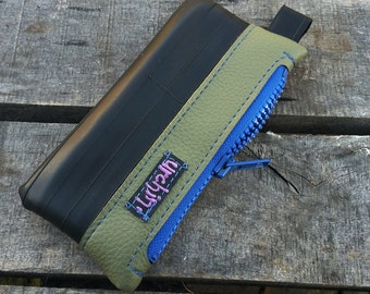 Eco Friendly Pouch - Recycled Bag - Bike Inner Tube